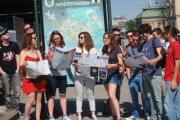 Voyage d'études à Stockolm