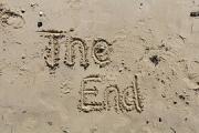 C'est la fin...